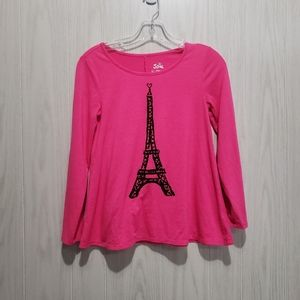 Justice top size 12